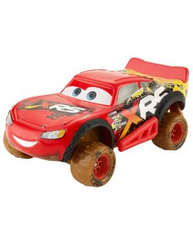 Disney Pixar Cars 3 XRS Mud Racing Lightning McQueen