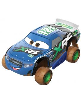 Disney Pixar Cars Cars 3 XRS Mud Racing Clutch Aid Diecast Car