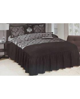 Private Collection 5 Pieces Luxury Jacquard Bedspread Set - Dominique