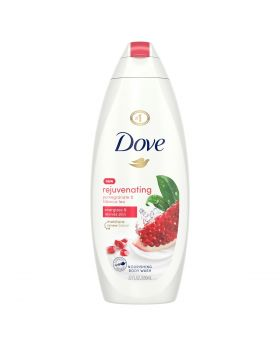 Dove Pomegranate and Hibiscus Tea Body Wash 22 Oz.