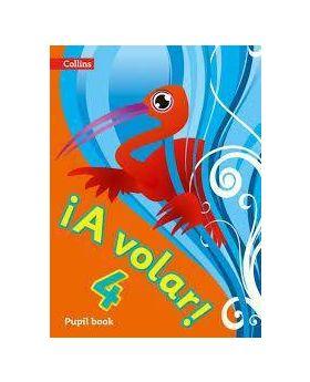 A Volar Pupil Book Level 4