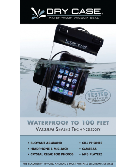 Dry Case Waterproof Vacuum Smartphone Seal DC-13 showing features