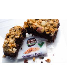 DAMGood Natures Best Vegan Brownie - 6pk