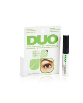 Duo Brush-On Striplash Adhesive - Clear