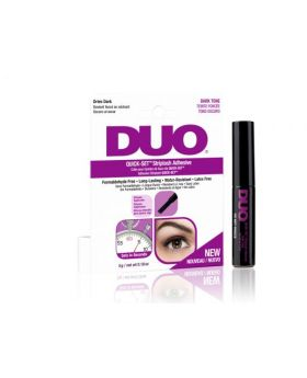 Duo Quick-Set Striplash Adhesive - Dark