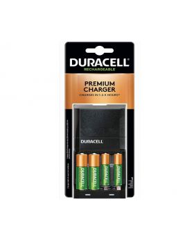 Duracell Rechargeable AA/AAA Battery with Charger
