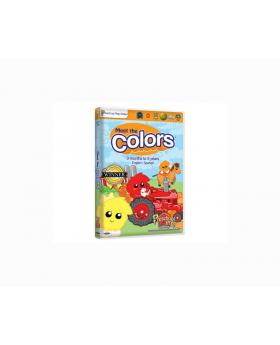 DVD - Meet the Colours