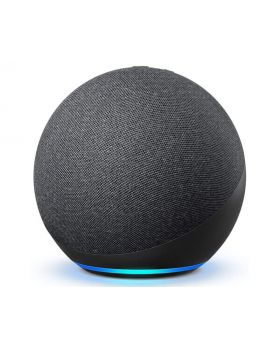 Echo Dot Alexa Speaker (4th Gen) with free WIFI, Bluetooth Bulb