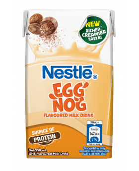 NESTLÉ Eggnog Flavoured Milk Drink 250ml Carton
