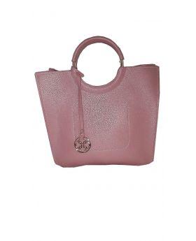 Emperia Blush Pink Hand Bag