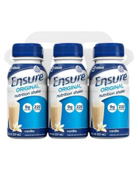 Ensure Vanilla Nutrition Shake 8 oz 6 Pack