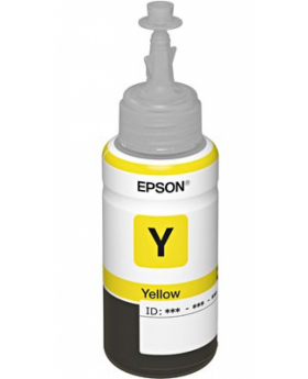 Epson 673 Ink Bottle Yellow