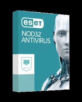 ESET NOD32 Antivirus (Latest 2020) 1 Device