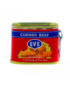 Eve Corned Beef 198g/7 Oz.