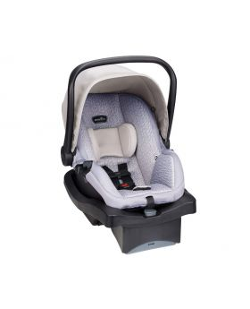 Evenflo LiteMax 35 Infant Car Seat Riverstone Gray