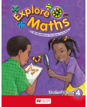 Explore Mathematics for the National Standards Curriculum Student's Book 4 by Lisa Greenstein