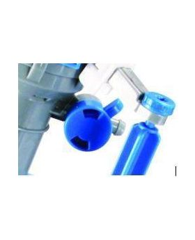 Water Saving Fill Valve with Flow Regulator