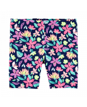 Carter's Floral Tumbling Shorts