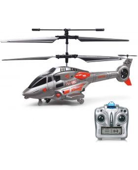 Fly Wolf 3.5CH Coaxial Double Blade Helicopter Infrared Remote Controlled