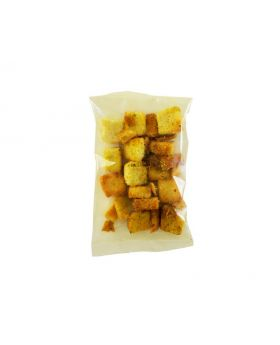 Fresh Gourmet Homestyle Cheese Garlic Croutons, 100 x 1 Oz.