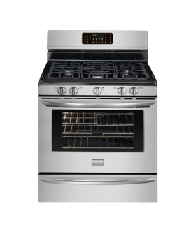 Frigidaire Gallery 30 Inch 5 Burrner Gas Stove
