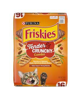 Friskies Grillers Blend 16 lbs