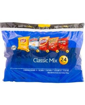 Frito Lay Variety Bag 24 Count