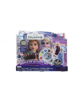 Frozen 2 Giant Art & Activity Tray