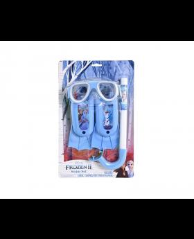 Frozen 3 Piece Swim Set