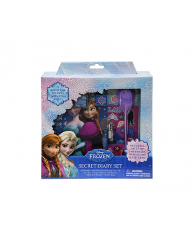 Frozen Secret Diary Set