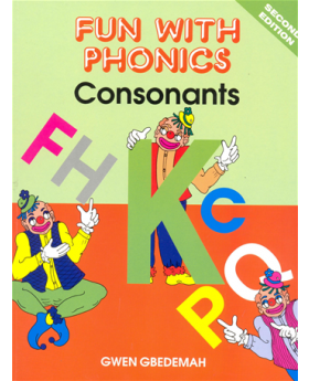 FWP consonants front view