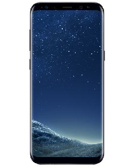 Samsung Galaxy S8 Smartphone 64GB Black
