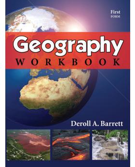 Geography Workbook First Form by Deroll Barrett