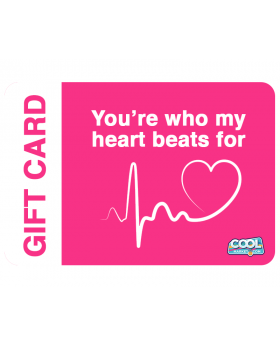 Heart Beat Valentine's Day Gift Certificate $2,000 - $5,000