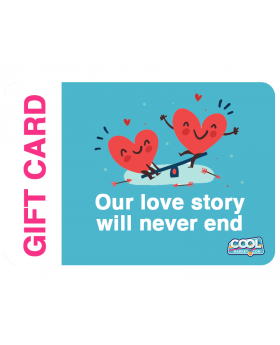 Love Story Valentine's Day Gift Certificate $2,000 - $5,000