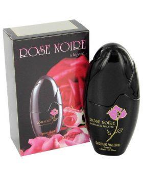 Giorgio Valenti Rose Noire 3.3 Fl. Oz Parfum De Toilette Women