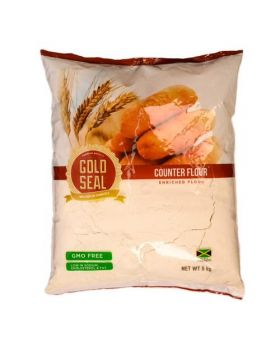 Golden Seal Enriched Counter Flour 5 Kg