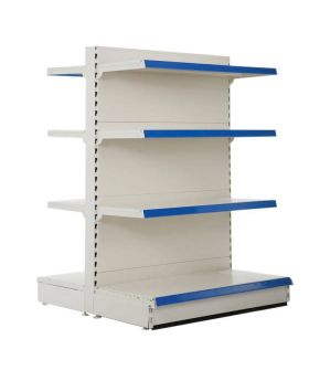 Gondola Shelves - Jadever - Aisle Unit