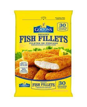 Gorton's Breaded Fish Fillets 1.9 Oz. 30 Fillets