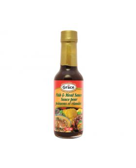 Grace Fish and Meat Sauce 142 ml