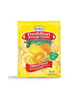 Grace Fresh Start 34 g Assorted 12 Pack