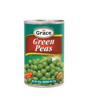 Grace Green Peas 425g