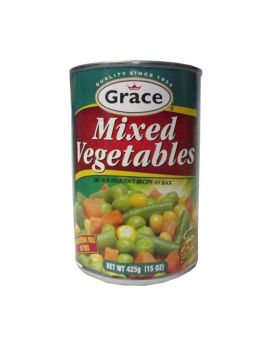 Grace Mixed Vegetables 425g