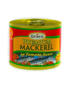 Grace Premium Mackerel 6x200g
