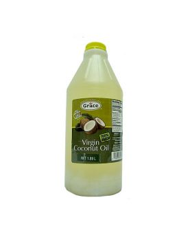 Grace Virgin Coconut Oil 1.89L