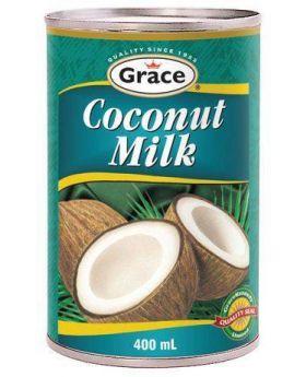 Grace Coconut Milk, 6pk/400ml