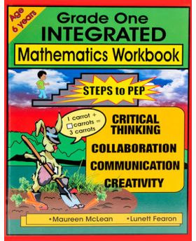 Grade One Integrated Mathematics Workbook (Age 6 years)