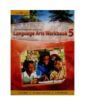 Grade 5 New Integrated Approach Language Arts Workbook