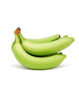 Green Bananas 2 kg/4.4 lbs