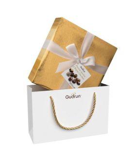 Gudrun Wrapped Belgian Chocolates 26 Pieces 15.3 Oz.